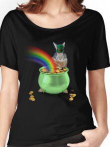Irish Bunny Rabbit Women's Relaxed Fit T-Shirt