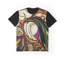 The Birds and The Sea Graphic T-Shirt