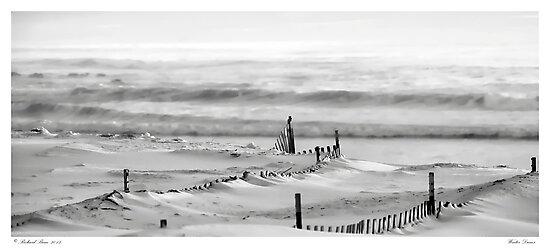 Winter Dunes by Richard Bean