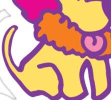 Yoohoo Sticker