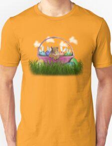 Easter Squirrel Unisex T-Shirt