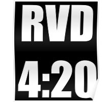 RVD 420 Poster