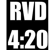 RVD 420 Photographic Print