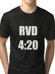 RVD 420 Tri-blend T-Shirt