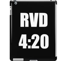 RVD 420 iPad Case/Skin