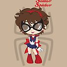 Sailor Spider - Avengers by CptnLaserBeam