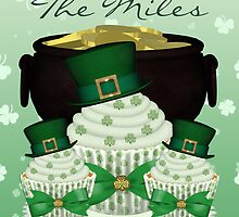 Across The Miles St. Patrick's Day Card by Moonlake
