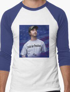 Tickle for President Men's Baseball ¾ T-Shirt