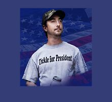 Tickle for President Unisex T-Shirt