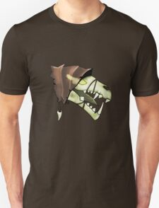Undead Horse Head Unisex T-Shirt