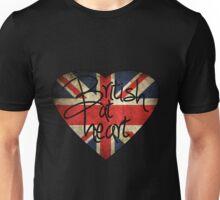 British at Heart Unisex T-Shirt