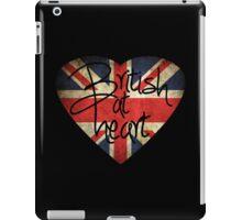 British at Heart iPad Case/Skin