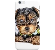Wild nature - dog #5 iPhone Case/Skin
