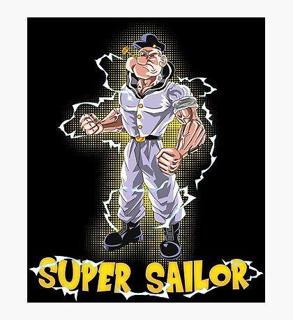 Super Sailor Photographic Print