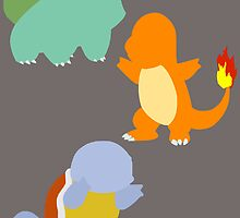 Minimalist First Gen Starters by Jessica Becker