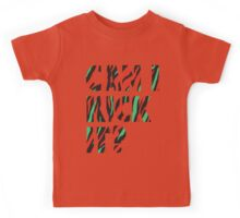 Just Kick It?  Kids Tee
