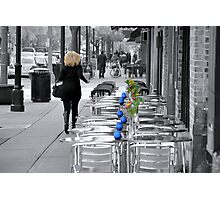 Moving Too Fast Photographic Print