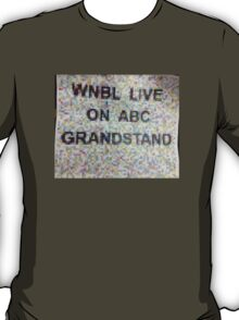 WNBL on ABC T-Shirt