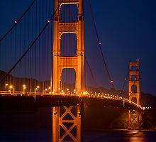 Golden Gate Bridge by Diego  Re