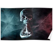 Until Dawn Hourglass Poster