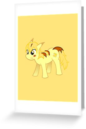 My Little Pokemon - Thunder Blot by MidnightDemon