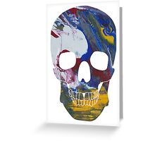 Skull 14 Greeting Card