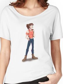 Young Justice Style Women's Relaxed Fit T-Shirt