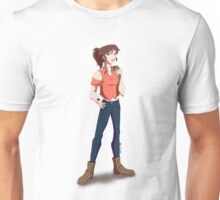 Young Justice Style Unisex T-Shirt