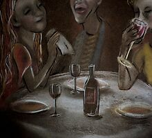 Saturday Night Out for Tea by robyn70