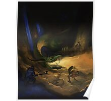 Dragon Warriors Bestiary Poster