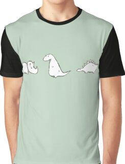 Dino Doodles Collection Graphic T-Shirt