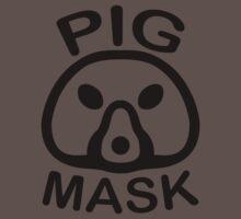 Pigmask (Black) Kids Clothes