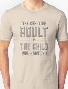 Creative Adult T-Shirt