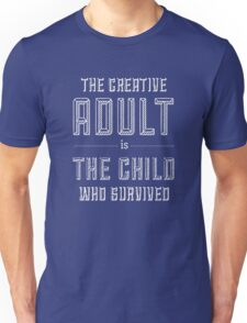 Creative Child Who Survived   Unisex T-Shirt