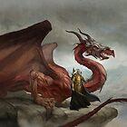 Dragon King by Jon Hodgson