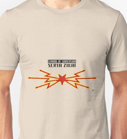 Serta Zikaï by Symbol Of Subversion Unisex T-Shirt