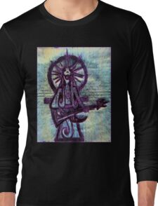 Ankh Cross Long Sleeve T-Shirt