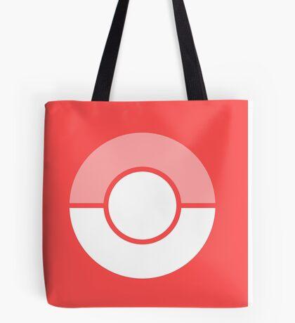 Pokemon Go Pokeball Accessories - Red Tote Bag