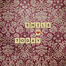 Smile Today by favoritedarknes