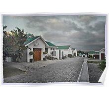 Walking in My Village Poster