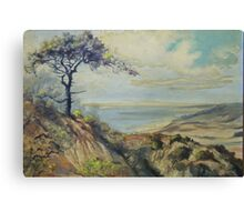 California Landscape 120 Canvas Print