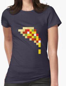 Pixel Pizza Slice Tee T-Shirt
