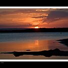 Rusty Kurnell sunset by kathybellingham