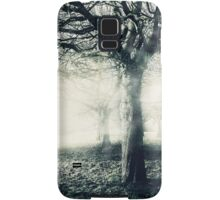 Trees in the Mist Samsung Galaxy Case/Skin