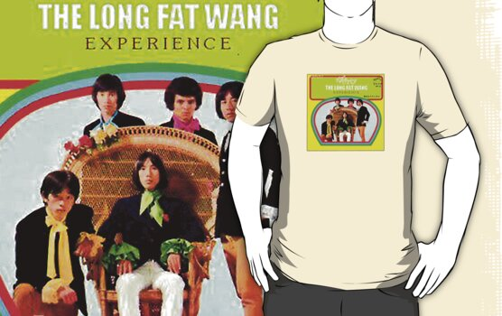 The Long Fat Wang Experience by Tim Topping