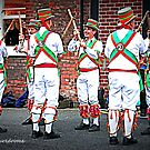 Morris Dancing by thepicturedrome