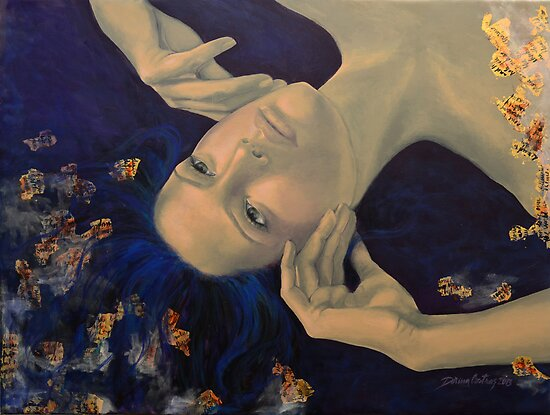 The Story of the Sixth Sense by dorina costras