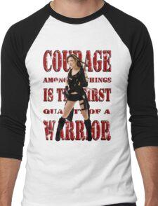 Courage Men's Baseball ¾ T-Shirt