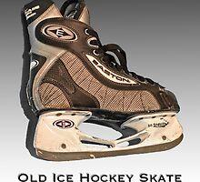 Old Ice Hockey Skate by alexela