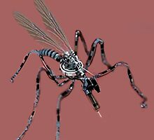 ✾◕‿◕✾ MICRO DRONE MOSQUITO CYBORG SPY WITH ON BOARD RFID NANOTECH✾◕‿◕✾ by ✿✿ Bonita ✿✿ ђєℓℓσ
